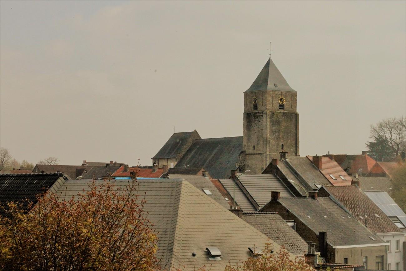 Archeologisch museum Velzeke - binnen - collectie - 014 kerk velzeke.jpg