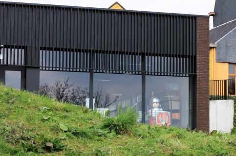 Archeologisch museum Velzeke - buiten - 1