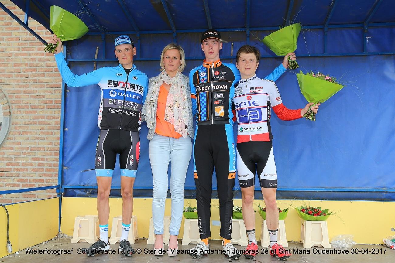 Dag podium