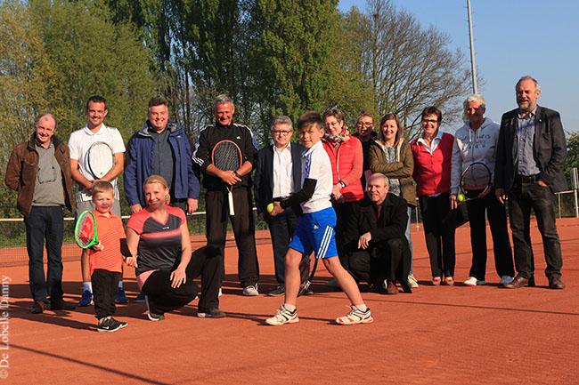 DDL oosterzele doorstart tennis 2