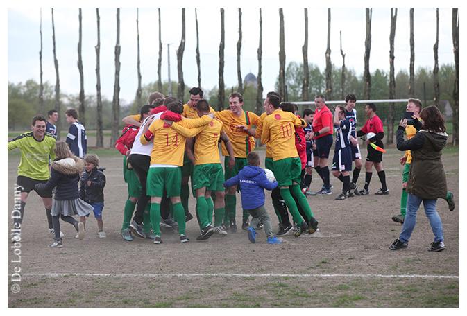 DDL oosterzele kampioen derde afdeling (3)