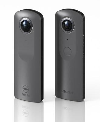 Ricoh - Theta 360-degree camera