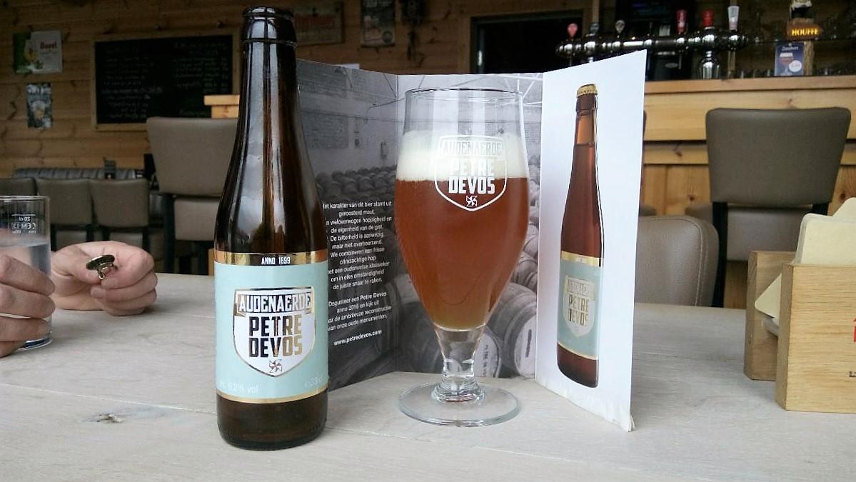 Audenaerde Petre Devos bier Audenaarde