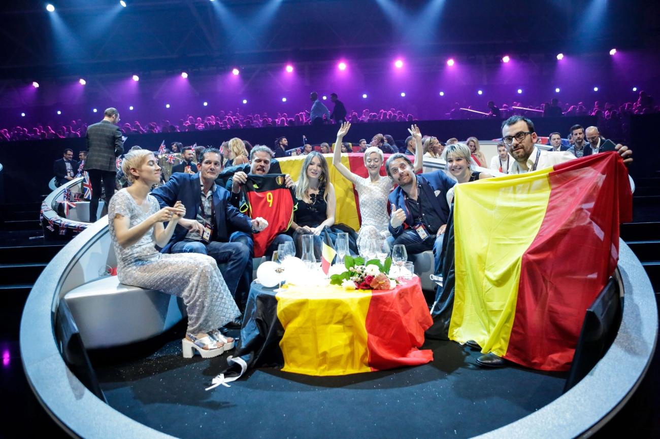 eurovisiesongfestival 2 - blanche '4eplaats - 2017.jpg