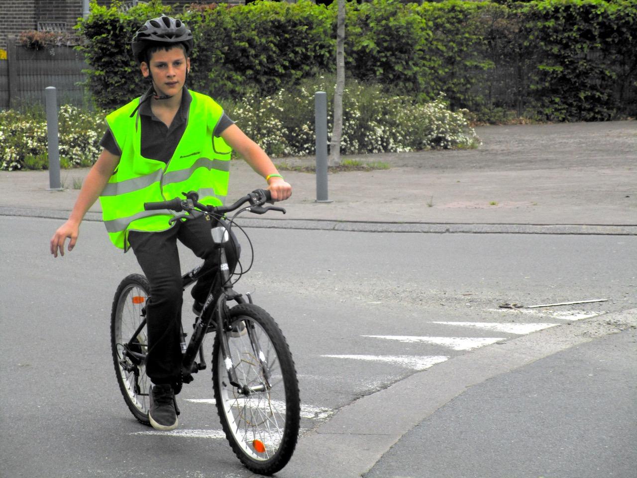 fietsexamen vbs balegem