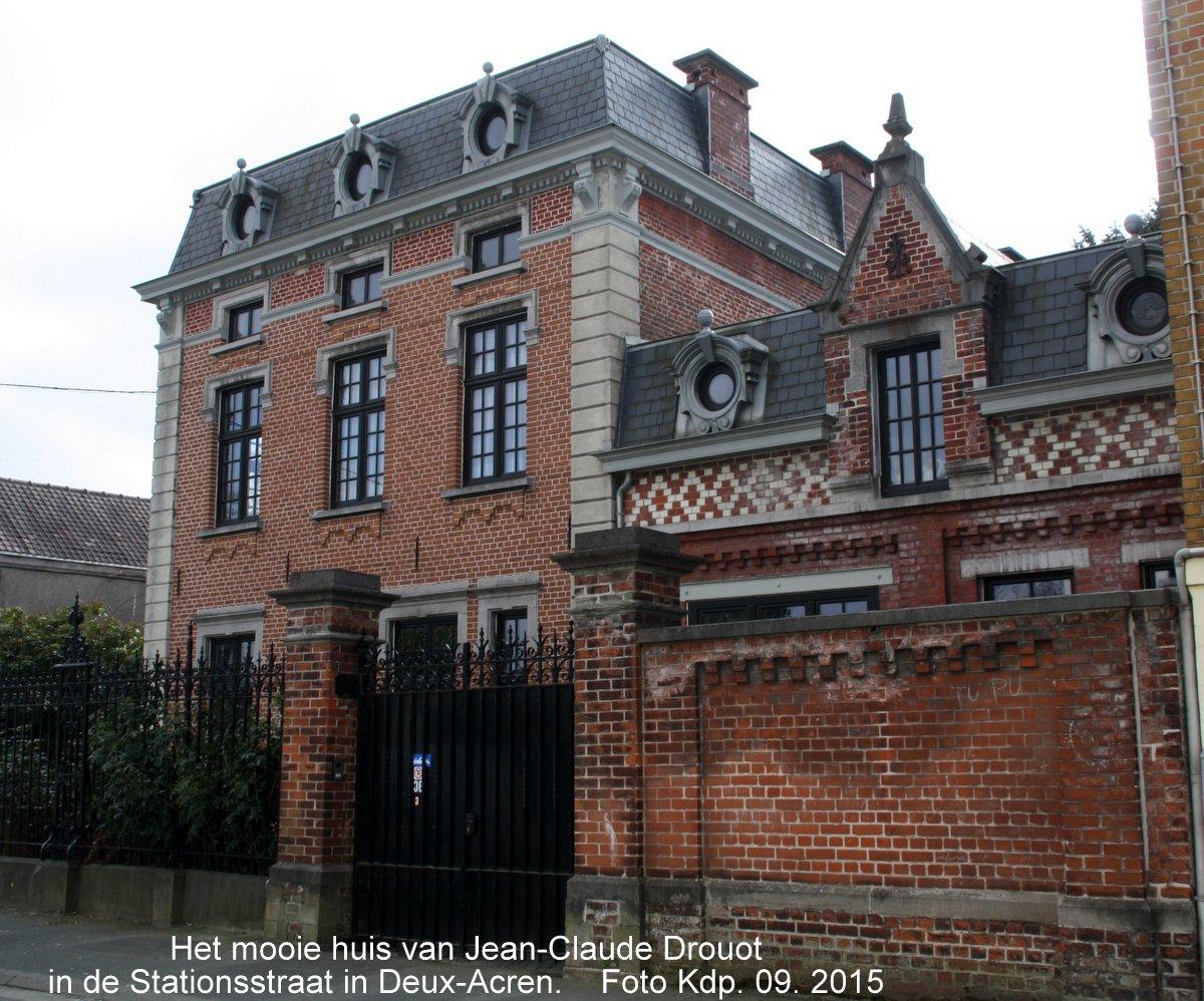 jean-claude Drouot huis deux Acren
