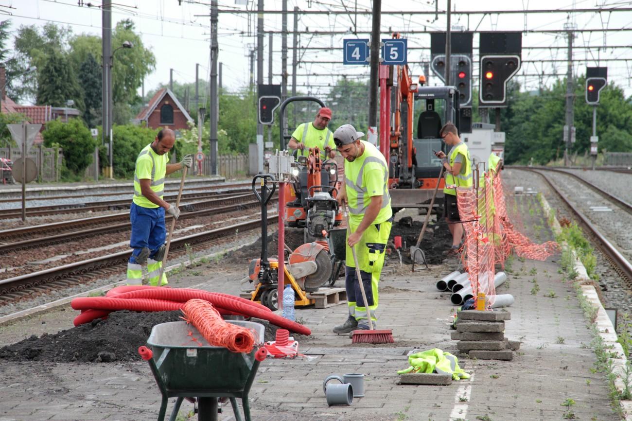 spoorwegen onderhoudswerken IMG_7227