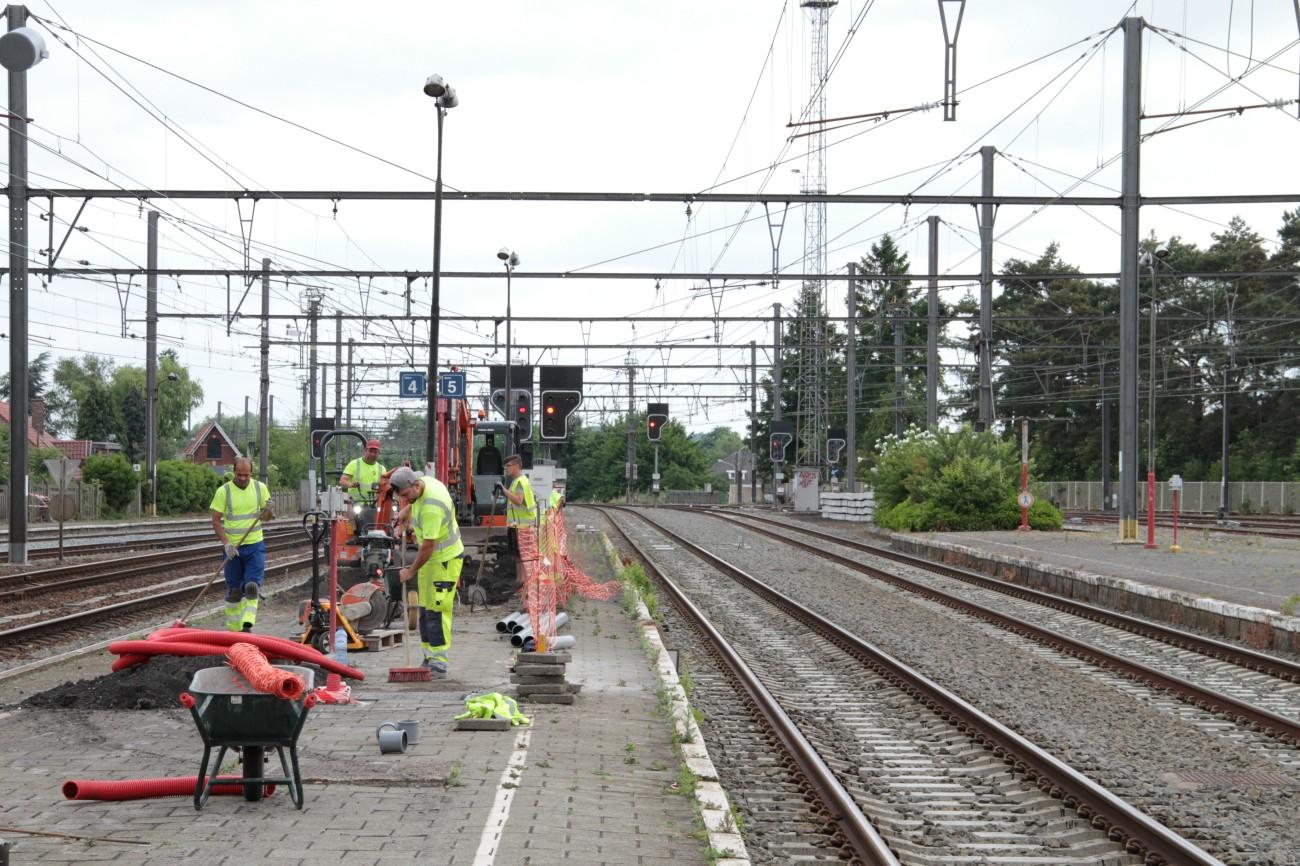 spoorwegen onderhoudswerken IMG_7230