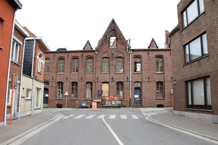 stadskanker - college zottegem - afgebrand - IMG_5523