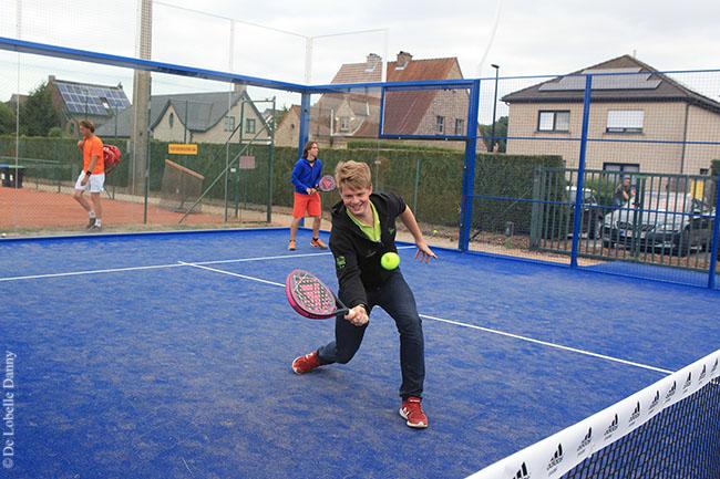 DDL merelbeke tennis en opening padel terrein (3)