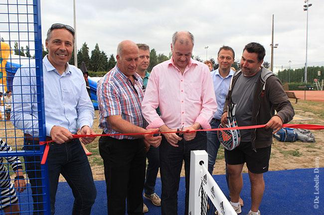 DDL merelbeke tennis en opening padel terrein (6)