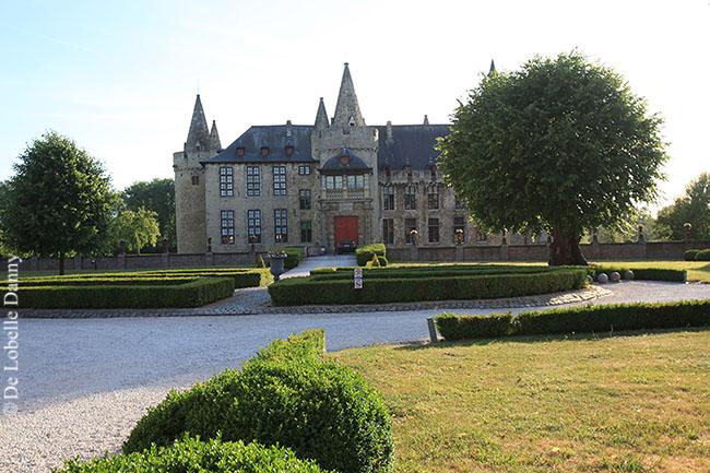 DDL oosterzele kasteel laarne
