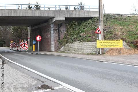 DDL wegversmalling fraterstraat (1)