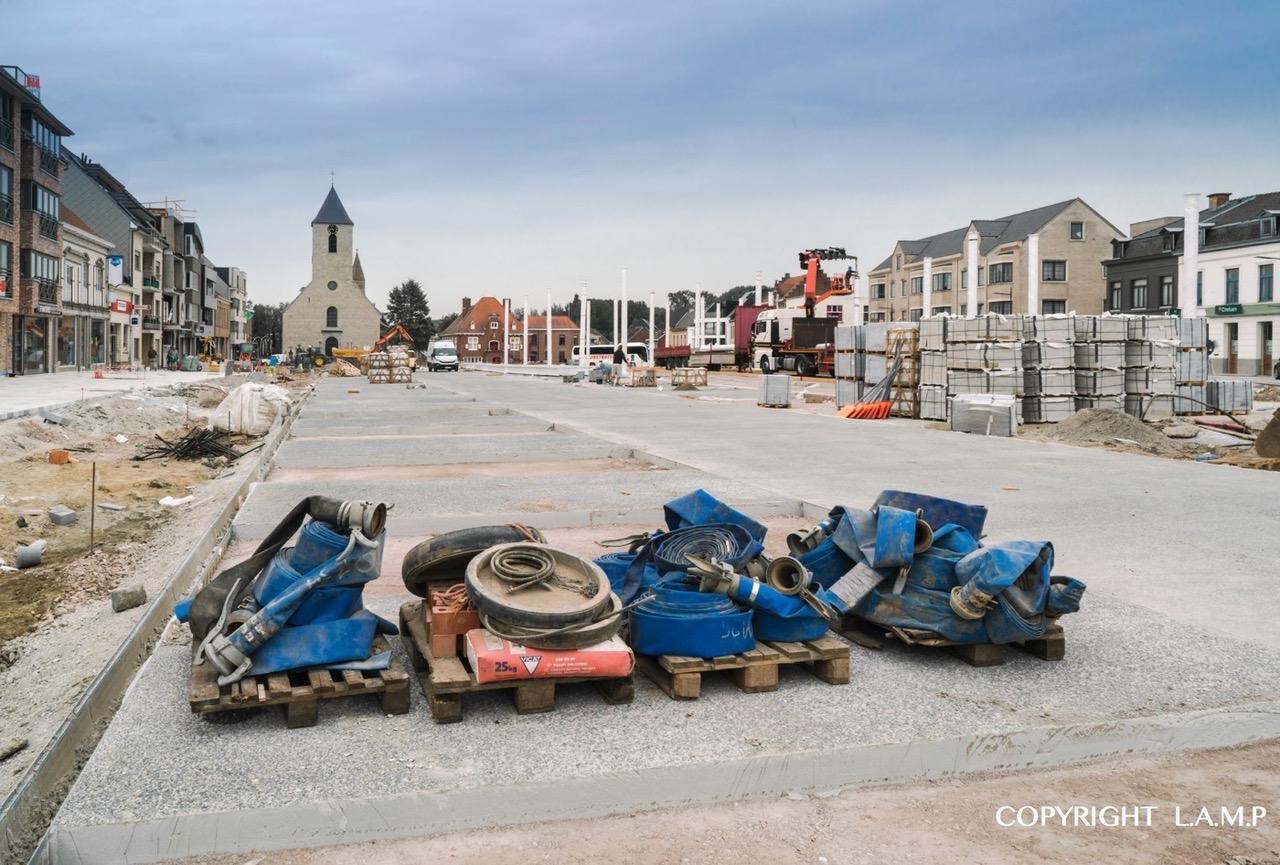 LAMP Sint-Lievens-Houtem stadskernrenovatie 6