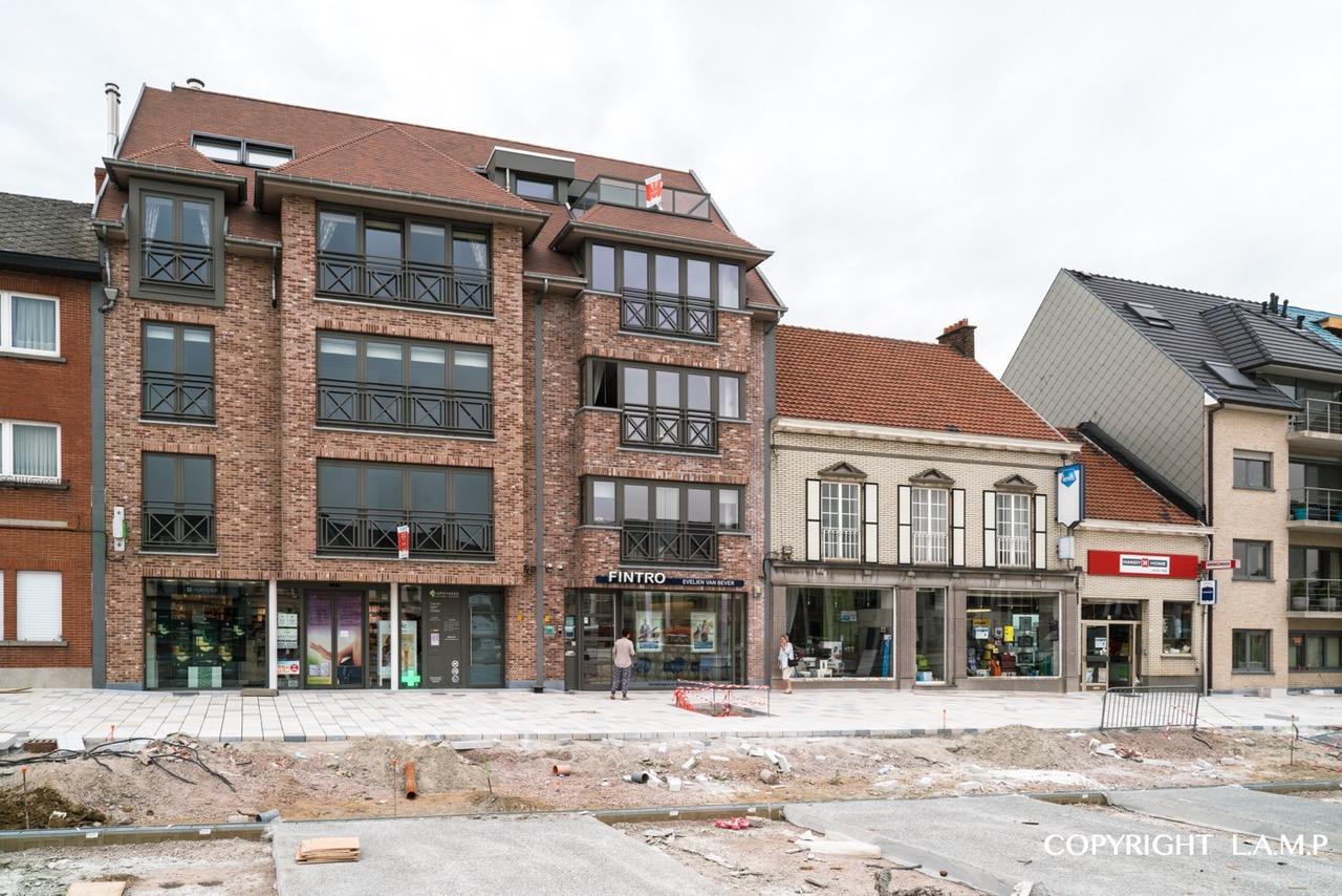 LAMP Sint-Lievens-Houtem stadskernrenovatie 7