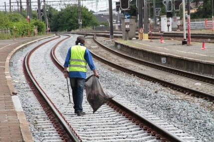zottegem spoorwegen spoorlopers onderhoud IMG_7215
