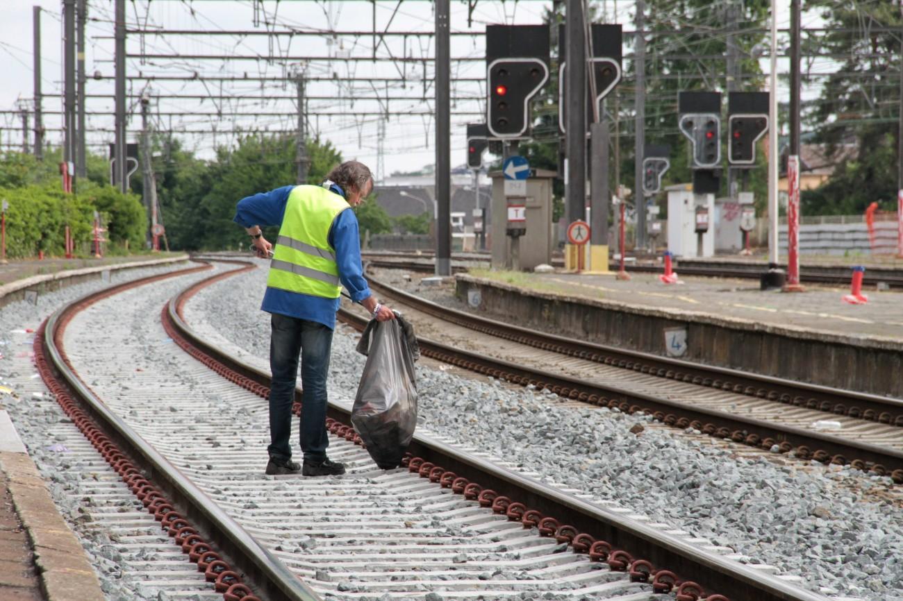 zottegem spoorwegen spoorlopers onderhoud IMG_7220
