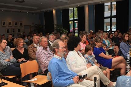 DDL merelbeke Ambassadeurs 2017 comedy Han Coucke en acteur Frank Dierens (2)