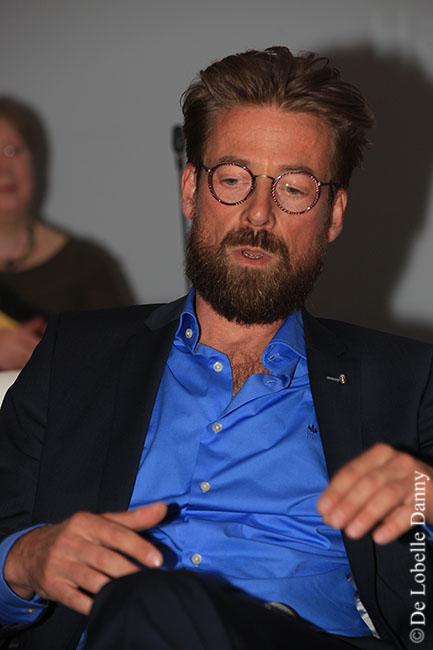 DDL merelbeke Ambassadeurs 2017 comedy Han Coucke en acteur Frank Dierens (4)