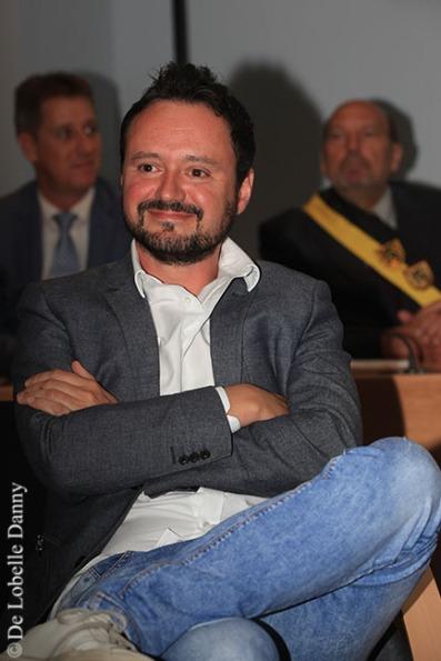 DDL merelbeke Ambassadeurs 2017 comedy Han Coucke en acteur Frank Dierens (5)