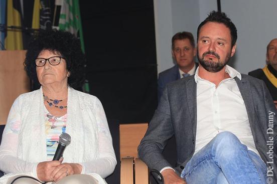 DDL merelbeke Ambassadeurs 2017 comedy Han Coucke en acteur Frank Dierens (7)