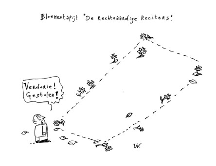 bloementapijt-wetteren