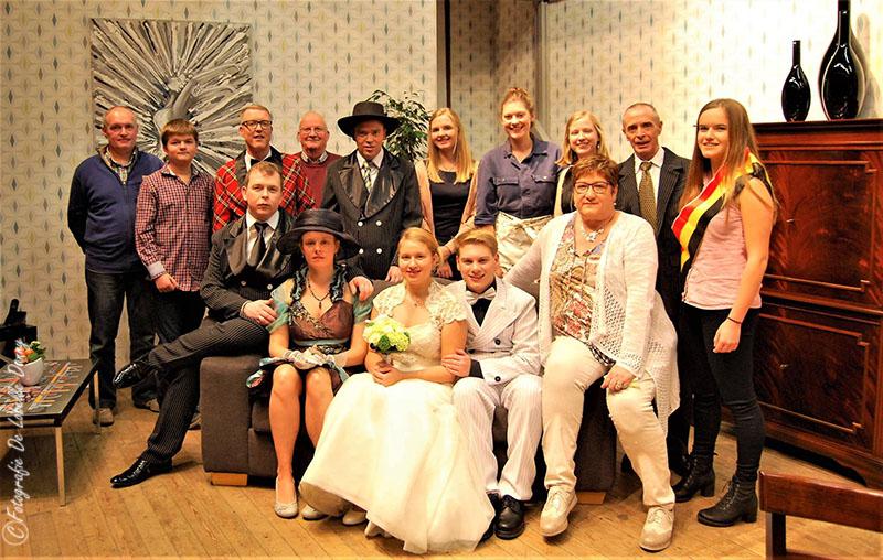 DDL balegem toneel just married 1