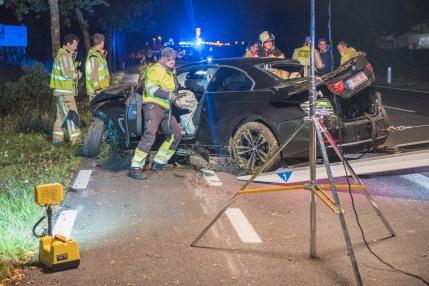 Ongeval N42 9